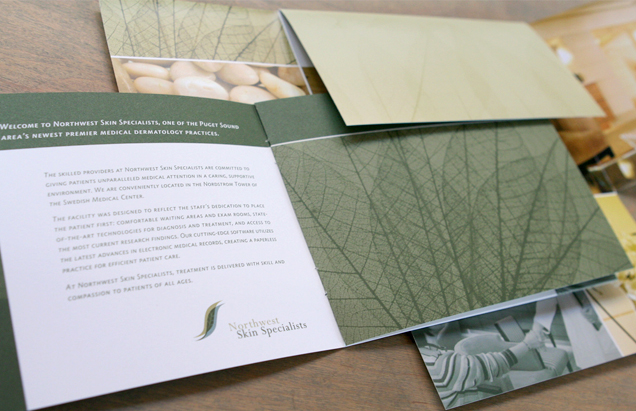 Northwest Skin Specialists Collateral